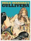 Milo Manaras Gullivera Dlx HC