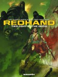 Redhand Twilight of the Gods GN