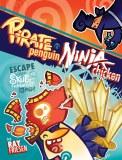 Pirate Penguin Vs Ninja Chicken HC Vol 02