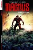 Magnus Robot Fighter TP Vol 01 Flesh & Steel