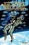 Battlestar Galactica Death of Apollo TP