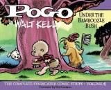 Pogo Comp Syndicated Strips HC Vol 04 Vote Pogo