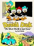Walt Disney Donald Duck HC Vol 09 Ghost Sheriff Last Gasp