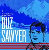 Roy Crane Buz Sawyer HC Vol 04 Zazarofs Revenge