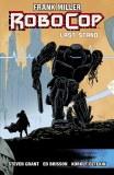 Robocop TP Vol 03 Last Stand Pt 2