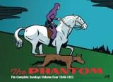 Phantom Comp Sundays HC Vol 04 1950-1953
