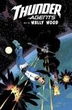 Thunder Agents HC The Best of Wally Wood HC