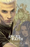 Angel and Faith Season 9 Library Ed HC Vol 02