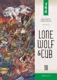 Lone Wolf and Cub Omnibus TP Vol 10