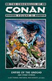 Chronicles of Conan TP Vol 31 Empire of Undead