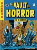 Ec Archives Vault Of Horror HC Vol 01