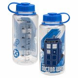 Doctor Who Tardis 32 oz Water Bottle
