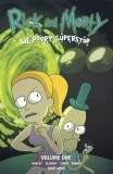 Rick and Morty Lil Poopy Superstar TP Vol 01