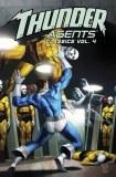 Thunder Agents Classics TP 04