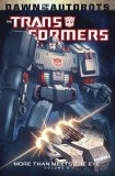 Transformers More Than Meets The Eye TP Vol 06