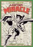 Jack Kirby Mister Miracle Artist Ed HC