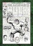 Herb Trimpe Incredible Hulk Artist Ed HC
