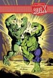 Sal Buscema Marvel Artist Select Incredible Hulk HC