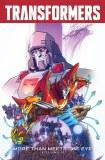 Transformers More Than Meets The Eye TP Vol 10