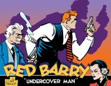 Red Barry Undercover Man HC Vol 01