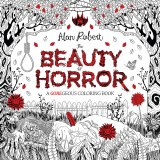 Beauty of Horror Goregeous Coloring Book TP