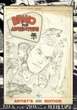 Alex Toth Bravo For Adventure Artist Ed HC