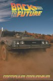 Back To The Future TP Continuum Conundrum Direct Market Ed
