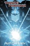 Transformers Autocracy Trilogy HC
