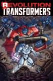 Revolution Transformers TP