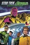 Star Trek Green Lantern TP Vol 02 Stranger Worlds