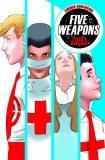 Five Weapons TP Vol 02 Tylers Revenge