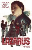 Lazarus TP Vol 03 Conclave