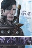 Five Ghosts Deluxe HC Vol 01