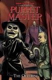 Puppetmaster TP Vol 01 Offering