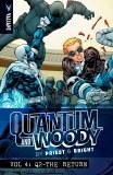 Priest & Brights Quantum & Woody TP Vol 04 The Return