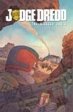 Judge Dredd Blessed Earth TP Vol 01