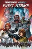 Transformers Gi Joe First Strike TP