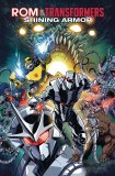 Rom Vs Transformers Shinning Armor TP