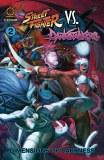 Street Fighter Vs Darkstalkers TP Vol 02
