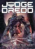 Judge Dredd Nobody Apes Law TP