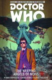 Doctor Who 10th HC Vol 02 Weeping Angels of Mons