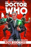 Doctor Who 2015 Four Doctors HC