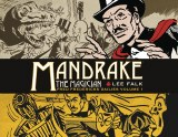 Mandrake The Magician Fred Fredericks Dailies HC Vol 01
