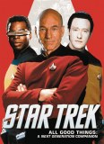 Star Trek The Next Generation Companion All Good Things SC
