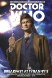 Doctor Who 10Th HC Vol 01 Breakfast At Tyrannys