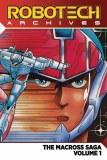 Robotech Archive Omnibus Vol 01