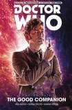 Doctor Who 10Th Facing Fate HC Vol 03