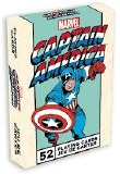 Captain America Marvel Playing Cards