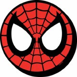Spiderman Icon Chunky Magnet