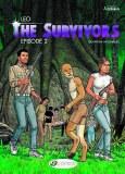 Survivors GN Vol 02 Quantum Anomalies